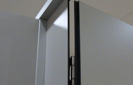 CDF Cubicle Doors