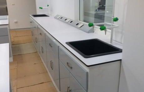 Swiss CDF Lab counter