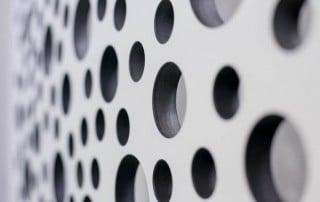Perforated Designing